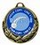 Water Polo Medal 2-3/4""