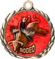 Rodeo Award Medal