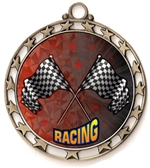 Racing Award Medal