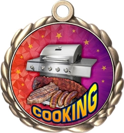 Cooking Award Medal