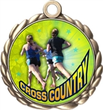 Cross Country Award Medal