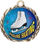 Figure Skating Award Medal