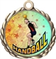Handball Award Medal