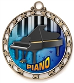 Piano Award Medal