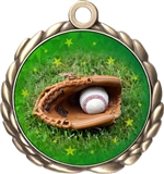 T Ball Award Medal