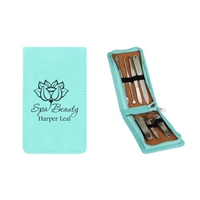 Leather Manicure Gift Set | Manicure Set