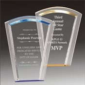 Fan Acrylic award