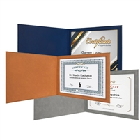 Leather Certificate Holder | Certificate Holder
