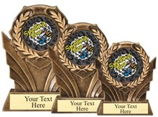 Spelling Resin Trophy