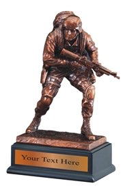 Marine Resin Award Trophy