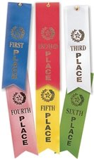 Stock Place Ribbon