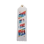 Stock Student of the Week Ribbon