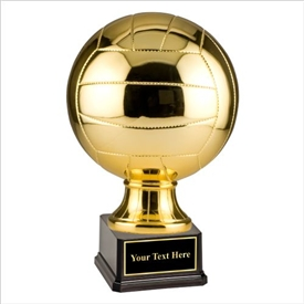 Volleyball Resin Award Trophy