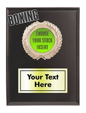 Boxing Plaque
