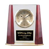Award Clock | Desk Clock