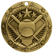 Softball or Baseball Medal | Softball or Baseball Award Medals